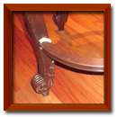 Kitchen & Bar Stool Repair Before and After