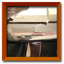 Furniture Frame Damage Repair Before and After