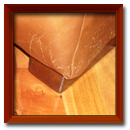 Furniture Surface Repair Before and After