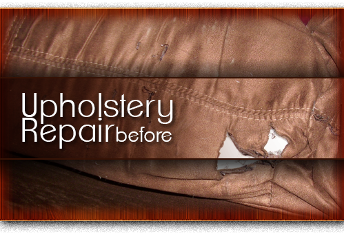 Home Office Upholstery Repair